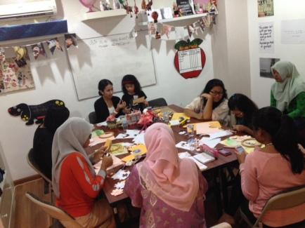 rumah perempuan indonesia